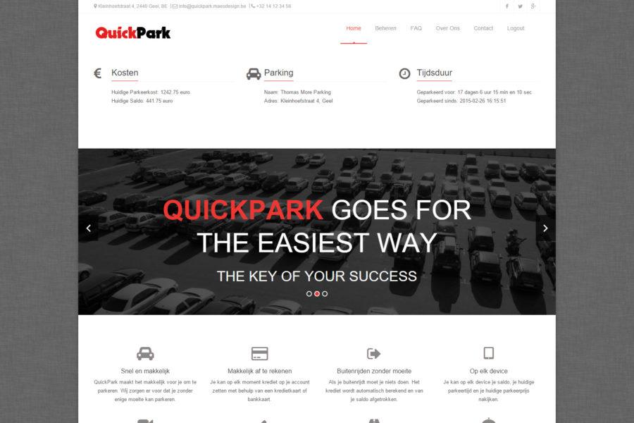 Quickpark 2015